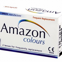 AMAZON COLORS LENS